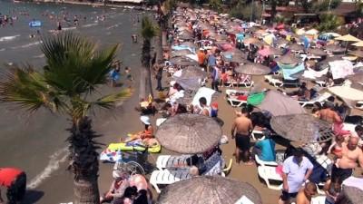 Muğla'ya 7 günde 1,5 milyon araç, 10 milyon ziyaretçi