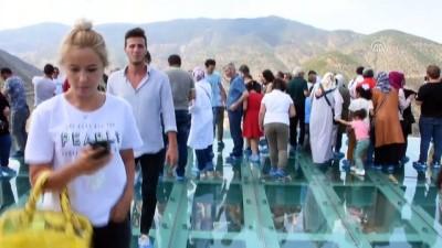Turizm destinasyonları doldu taştı - GÜMÜŞHANE