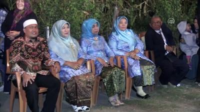 Yozgat'a Endonezya'dan gelin