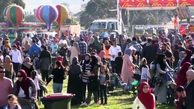 Avustralya'da Müslümanların 'Bayram Festivali' coşkusu - MELBOURNE