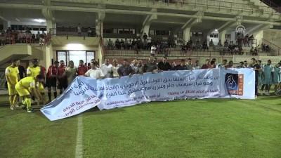 Filistinli sporculardan FIFA'nın kararına protesto - GAZZE