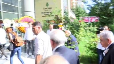 Gazeteci Baki Özilhan, son yolculuğuna uğurlandı - ANKARA