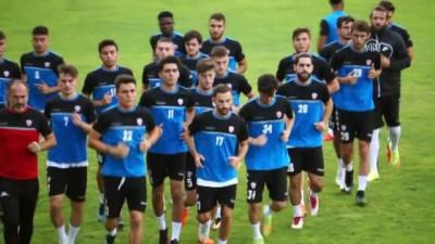 Kardemir Karabükspor'da Altınordu maçı hazırlıkları - KARABÜK