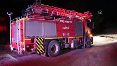 Orman yangını kontrol altına alındı - KASTAMONU