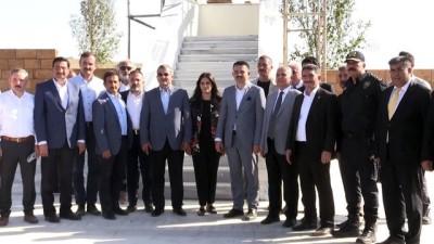 Pakdemirli, Malazgirt Meydan Muharebesi Tarihi Milli Parkı'nda incelemelerde bulundu - MUŞ