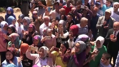 TBMM Başkanı Yıldırım: 'Terör büyük oranda memleketimizin gündeminden çıktı' - ERZİNCAN