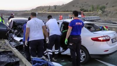 Trafik kazası: 7 ölü, 3 yaralı (2) - ERZİNCAN