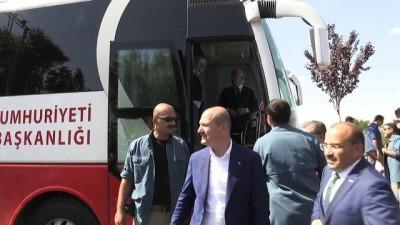 Cumhurbaşkanı Erdoğan: ''Biz bir başka Türkiye'yi inşa edeceğiz'' - BİTLİS