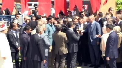 Cumhurbaşkanı Erdoğan, Selçuklu Mezarlığını ziyaret etti - BİTLİS