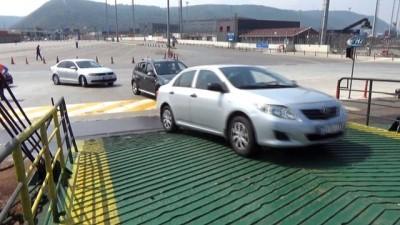 İDO, Kurban Bayramı'nda 45 bin araç taşıdı