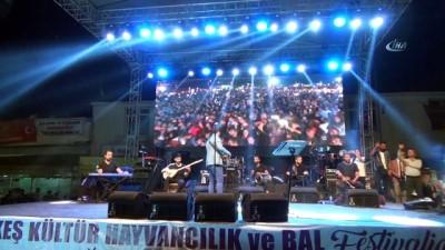 14. Çerkeş Kültür, Hayvancılık ve Bal Festivali gerçekleşti