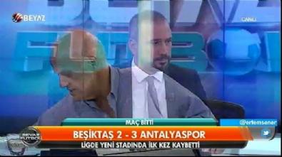 ahmet cakar - Ahmet Çakar'dan Beşiktaş - Antalyaspor maçı hakkında bomba iddia
