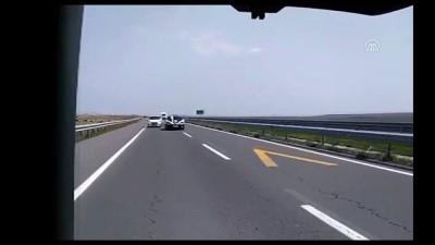 dugun konvoyu - Düğün konvoyunda kaza - KARS