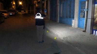 Karaman'da yerde hareketsiz bulunan kişi hastaneye kaldırıldı