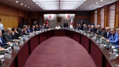 Ticaret Bakanı Pekcan, TÇÜD heyetini kabul etti - ANKARA