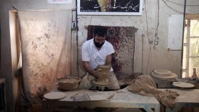 İran'ın çömlekçilik merkezi 'Lalecin' - HAMEDAN
