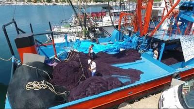 """Karadenizli balıkçılar """"Vira Bismillah"""" demek için gün sayıyorlar"""