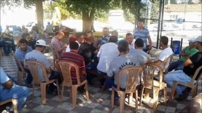 Malkara Belediyesi'nde 2. kez iş bırakma eylemi