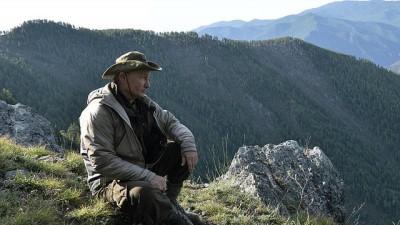 Rusya Devlet Başkanı Vladimir Putin Sibirya tatilinde