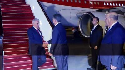 TBMM Başkanı Yıldırım, Azerbaycan'da - BAKÜ