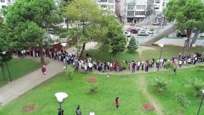 Teleferik 9 günde 100 bin yolcu taşıdı - ORDU