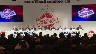 'Türkiye İçin Kazanç Vakti' - İSTANBUL
