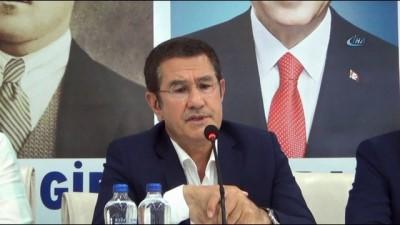 "AK Parti'li Canikli:""Amerika doğrudan sahaya indi"""