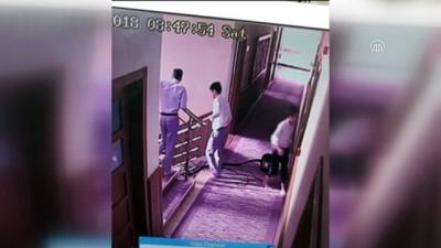 Alanya'da özel yurtta merdivenlerden düştüğü iddia edilen öğrencinin ölümü - ANTALYA