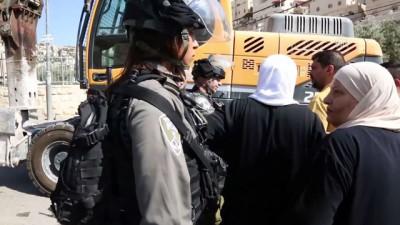 İsrail Doğu Kudüs'te Filistinlilerin mülklerini yıktı - KUDÜS