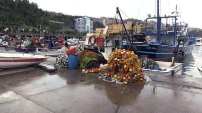 Karadenizli balıkçılar yeni sezondan umutlu - ZONGULDAK