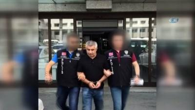 Kırmızı bültenle aranan Azeri kanun kaçağı İstanbul'da yakalandı