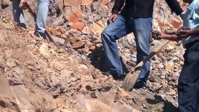 Köylülerin yıllardır yaktığı madde 'doğal kehribar' çıktı - BAYBURT