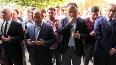 Odasında ölü bulunan Samsun Polis Meslek Yüksekokulu Müdürünün cenazesi - ÇORUM