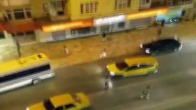 beyin kanamasi -  Tekme, tokat ve copla dövülen taksici yoğun bakıma alındı