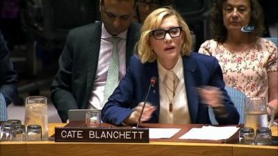 mel b -  - Ünlü Oyuncu Blanchett, Myanmar Zulmünü BMGK'ya Taşıdı