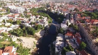 Bosna Hersek'in güneyi tarihi ve doğal güzellikleriyle büyülüyor