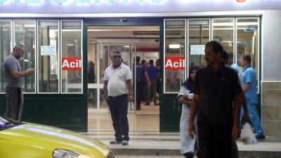 CHP'li vekil beyin sarsıntısı geçirdi, helikopterle Elazığ'a sevk edildi