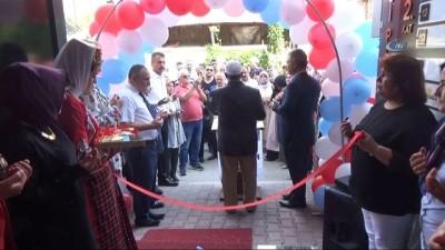 Hizmet - İş Sendikası Bolu'da yeni ofisini açtı