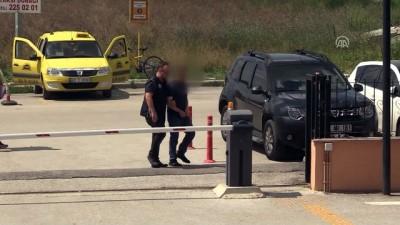 Sınırda yakalanan FETÖ şüphelileri - EDİRNE