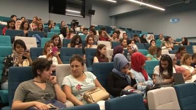 Yeşilçam'ın efsane oyuncuları sinema öğrencileriyle buluştu
