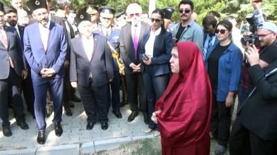Bakan Kasapoğlu Zafer Bayramı kutlamalarına katıldı