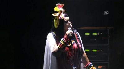 Bülent Ersoy, Bodrum'da konser verdi - MUĞLA