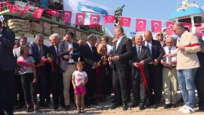 İzmir'de balıkçılar törenle 'ava' uğurlandı