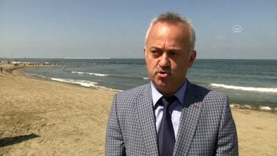 Karasu'daki ishal vakaları ve denizdeki renk değişikliği - İl Sağlık Müdürü Aziz Öğütlü - SAKARYA