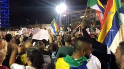 - Dürziler Yahudi ulus devlet yasasını protesto etti