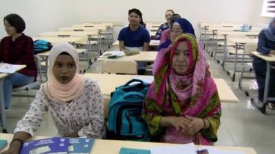 Malatya İnönü Üniversitesi 19 ülkeden 23 öğrenci misafir ediyor