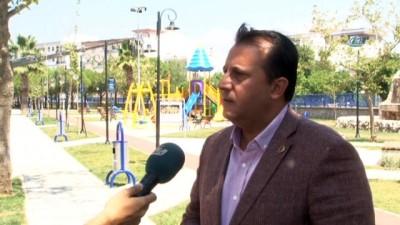 Menderes'te kaçırılan çocuk vakalarına karşı parklara kamera