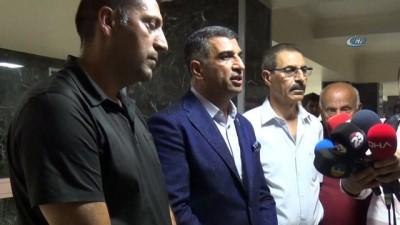 Milletvekili Erol, Şaroğlu'nun sağlık durumu hakkında bilgi verdi
