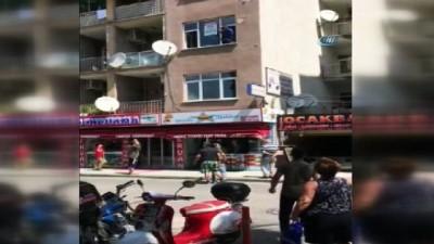 Sinop'ta intihar girişimi
