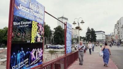 Sırbistan'da 'Nisville Uluslararası Jazz Tiyatro Festivali' başladı - NİS